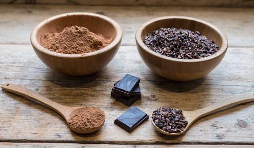El CHOCOLATE,  no es materia prima.