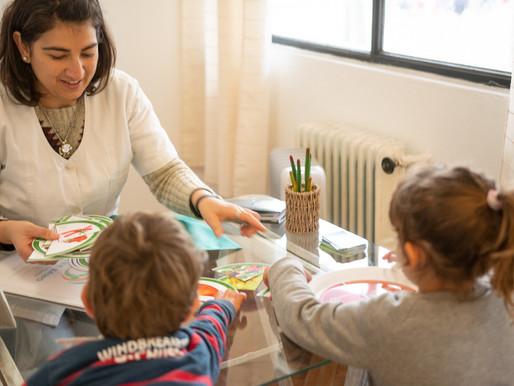 ¿Cuándo llevar a un niño a un nutricionista?