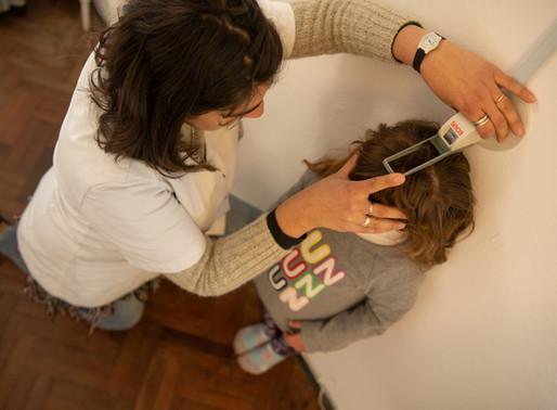 Diferencias entre valoración antropométrica de niños y adolescentes