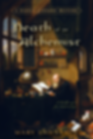 Death of an Alchemist, Mary Lawrence, Tudor mystery, Bianca Goddard
