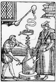 alchemy, The Alchemist's Daughter,