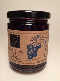 blueberry jam, blueberry masala