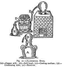 alchemy, The Alchemist's Daughter