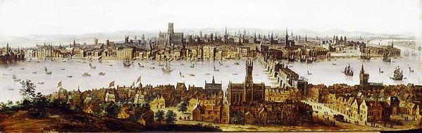 London span, Bianca Goddard mystery