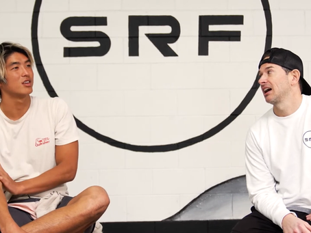 Olympic Silver Medalist Kanoa Igarashi and Paul Norris Discuss Training Value - Surfing.com