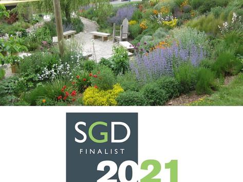 Sedlescombe School Sensory Garden is a Society of Garden Designers Awards 2021 Finalist!