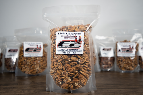 Farm Fresh Pecan Halves 3 lb. Bag