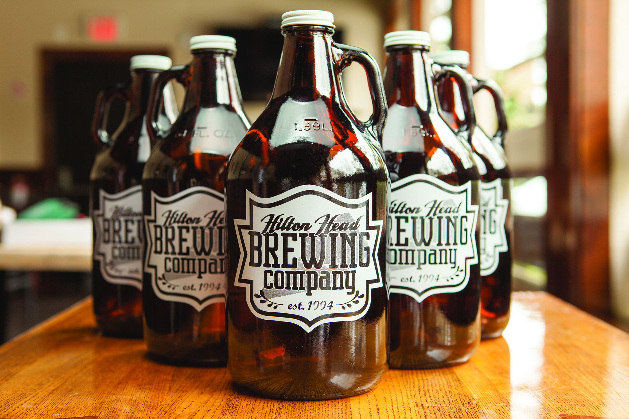 Brewery Growlers