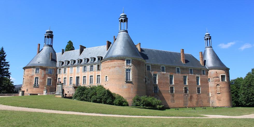 Sur la route des châteaux bourguignons