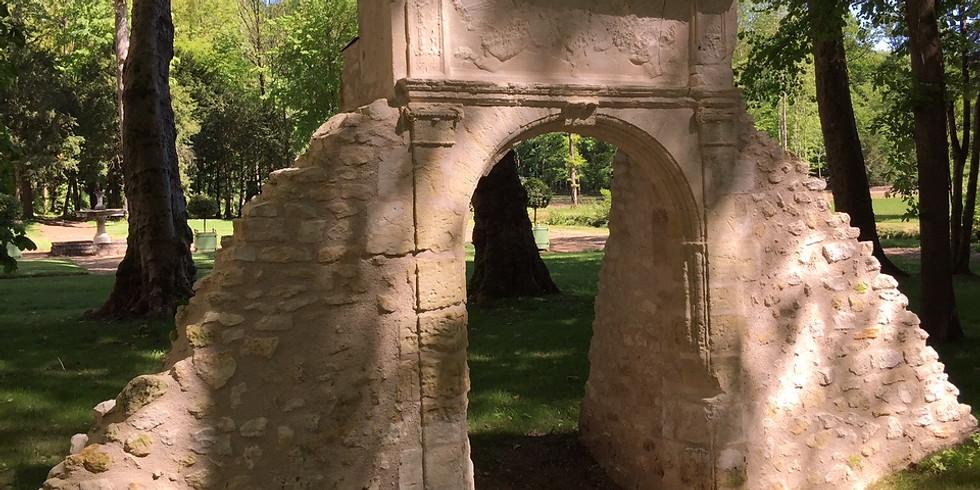 Château Gaillard et expo Debré à Amboise