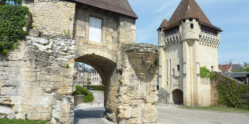 Nevers et parc floral d'Apremont (2 jours)  Voyage annulé