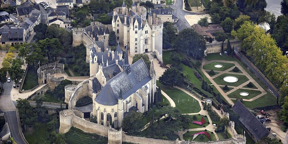 Sortie à Montreuil-Bellay et Saumur
