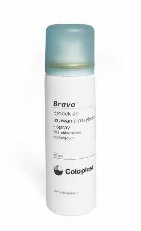 Coloplast Brava środek do usuwania przylepca- spray