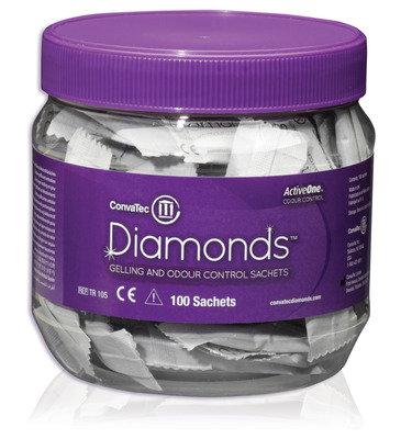 Convatec Saszetki żelujące Diamonds™