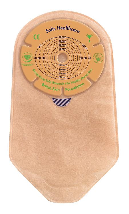 Salts, worek z kranikiem, 1-częściowy confidence natural (z aloesem)