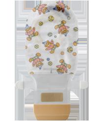 Coloplast Easiflex® 2-częściowy worek pediatryczny otwarty