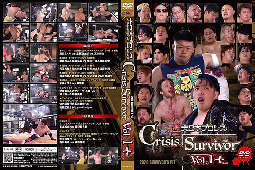Crisis Survivor・Vol.1+(0.3kg)
