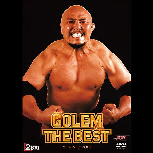 """Yuji Okabayashi """"Golem the Best"""" DVD-R (0.3kg)"""