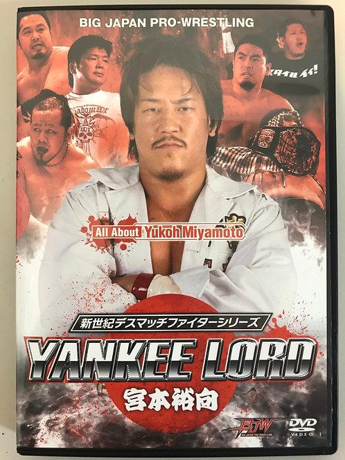 "New century death match fighter series""Yankee Lord"" Yuko Miyamoto (0.2kg)"