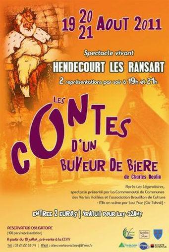 Affiche_Trois_contes_d'un_buveur_de_bièr