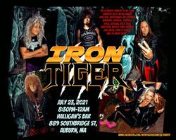 Iron Tiger  Friday Night