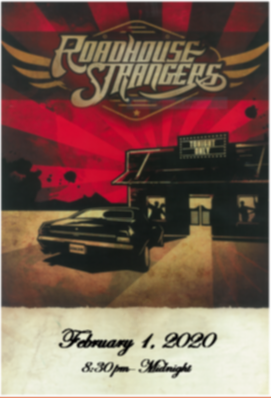 Roadhouse Strangers