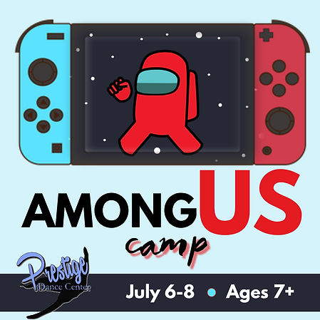 among us camp - Made with PosterMyWall.j