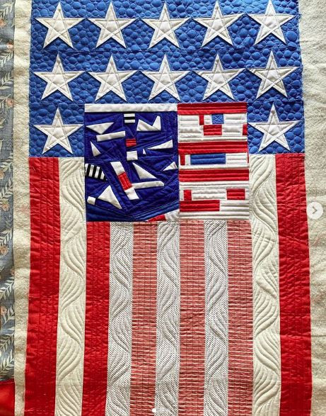 Improv Americana by Jennifer Harrison