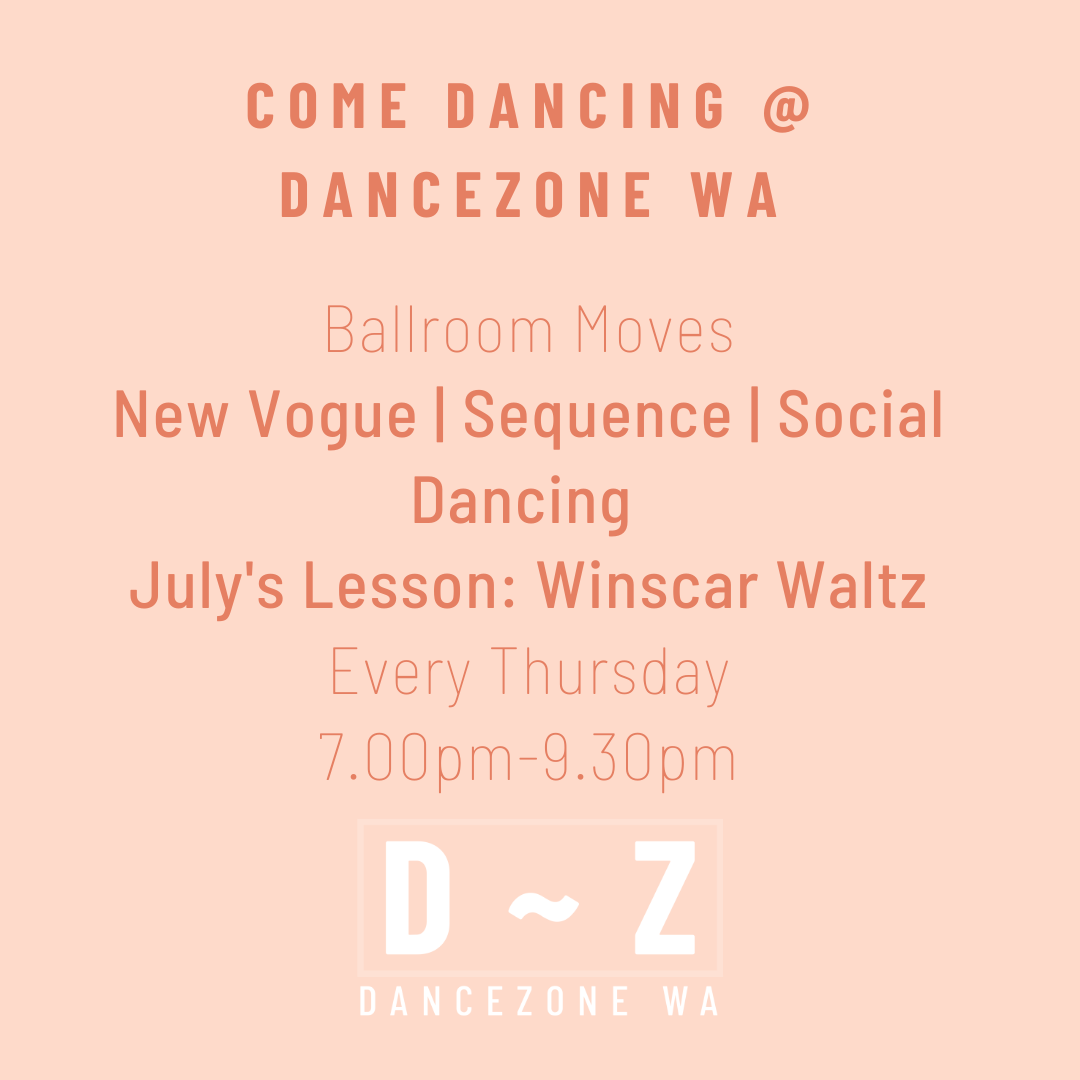 New Vogue, Sequence & Social Dancing