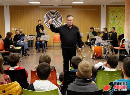 Finalitza el cicle de Concerts Didàctics 2017/18
