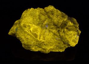 Fluorapatite, Rothsay Beryl Mine, Perenjori Shire, Western Australia