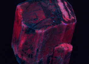 Scapolite Crystal, Yates Mine, Québec, Canada