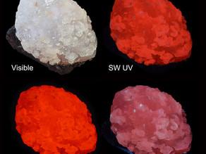 Manganoan Calcite, Montreal Mine, Montreal, Wisconsin