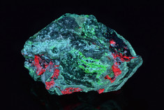 Fluorescent Willemite and Dolomite from the Aroona Zinc Mine, Flinders Ranges, South Australia