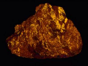 Wollastonite, Calcite and Possible Hardystonite, Desert View Mine
