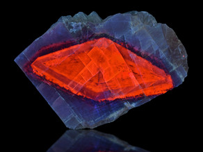 Ludlow Diamond, San Bernardino Co., California