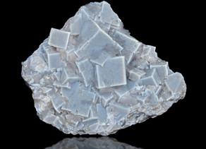 Fluorite, Graymont Quarry, Genoa, Ohio