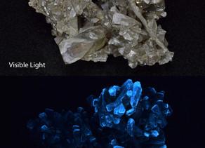 Barite Crystals, Linwood Mine, Buffalo, Iowa