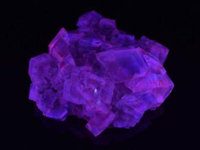 Calcite Crystals, Linwood Mine, Buffalo, Iowa