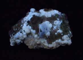 Two Generations of Calcite from Missouri