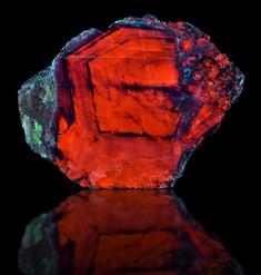 Ludlow Diamond (partial diamond), San Bernardino Co., California
