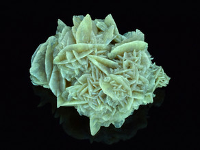 Selenite Rosette, Pisco, Peru
