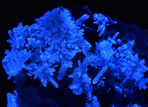 Creedite, Qinglong Mine, Guizhou Province, China