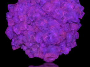 Calcite Crystals from the Linwood Mine, Buffalo, Iowa
