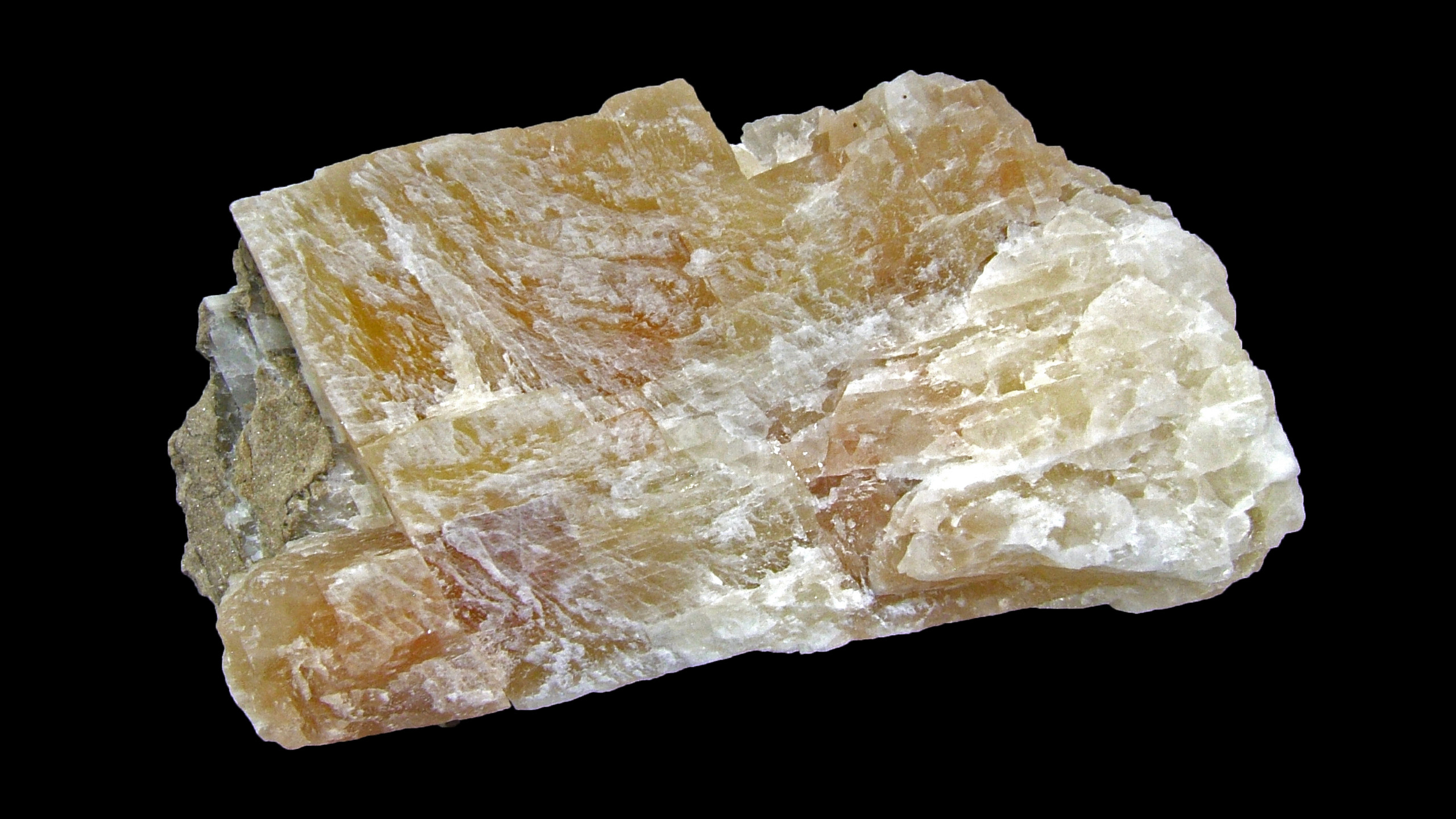 Calcite, Visible Light