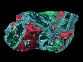 Willemite and Dolomite from the Aroona Zinc Mine, Flinders Ranges, South Australia