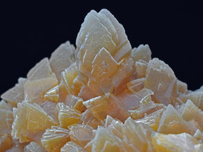 Buttery Yellow Calcite, Elk Creek, South Dakota
