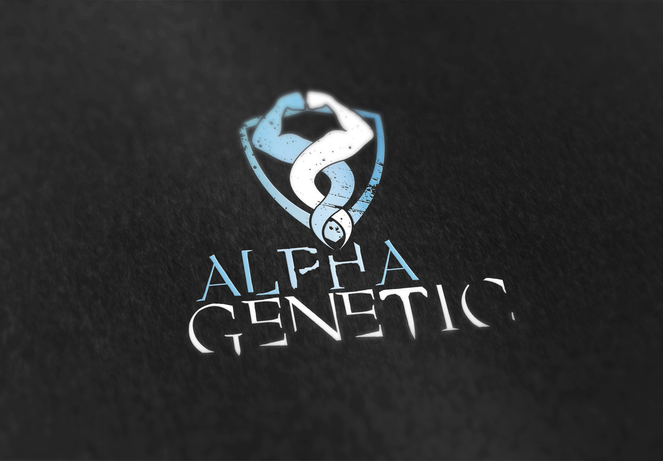 Logo Alpha Genetic