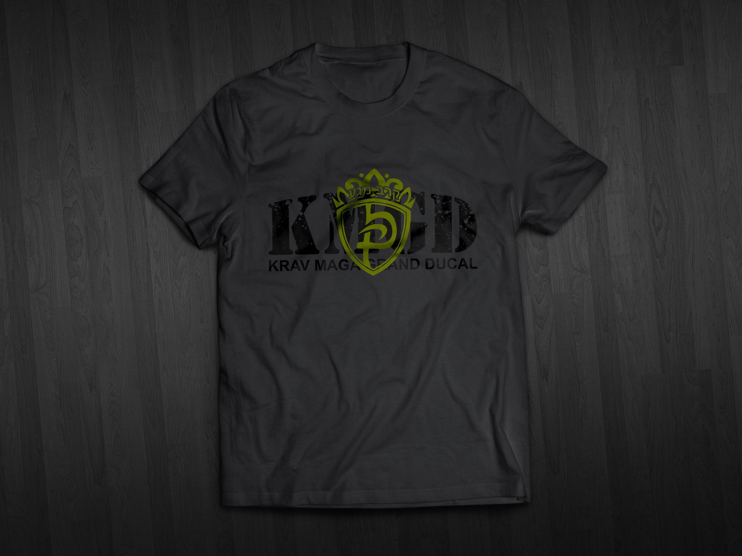 T-Shirt KMGD front