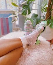 Swedish Stockings photo by Zeena Sha, Instagram @heartzeena
